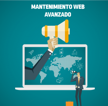 Contrata tu mantenimiento web en España wordpress en BR Marketing y Web Badajoz