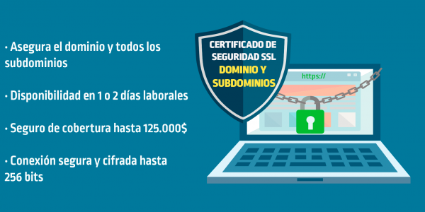 contratar certificado de seguridad SSL barato para tu negocio online en BR MARKETING Y WEB Badajoz
